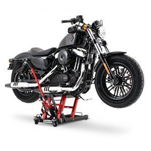 béquille leve moto